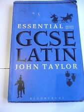Essential School GCSE Latin Book John Taylor - Second Edition