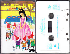 MC Unsere große Märchentruhe 3 - Schneewittchen / Der fliegende Koffer