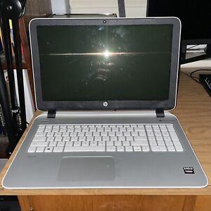 "HP Pavilion 15-P002AX 15.6"" Laptop AMD A6 4GB 500GB HDD AMD Radeon R7 M260"