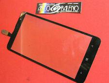 Kit VETRO + TOUCH SCREEN per NOKIA LUMIA 1320 PER LCD DISPLAY NERO VETRINO NUOVO