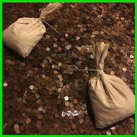 ✯1LB POUND UNSEARCHED WHEAT CENTS LINCOLN PENNIES✯ESTATE SALE COINS LOT✯1909-58✯