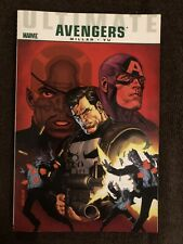 Ultimate Comics Avengers: Crime And Punishment TPB (Marvel, 2010) Millar