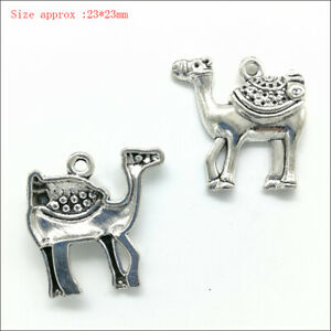 Lot Antique Charms Pendants For Earrings Bracelet Necklace Jewelry Making DIY