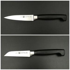Zwilling VIER STERNE 4**** Küchenmesser - Gemüsemesser oder Spick-/Garniermesser