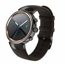 ASUS zenwatch 3 wi503q -1 rgry 0001/1.39/512mb 4gb Marrone Scuro/Bracciale Sport