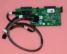"""New Rear Flex Bay 2.5"""" Drive Backplane KIT Chassis w/ Cables for Dell R730xd"""