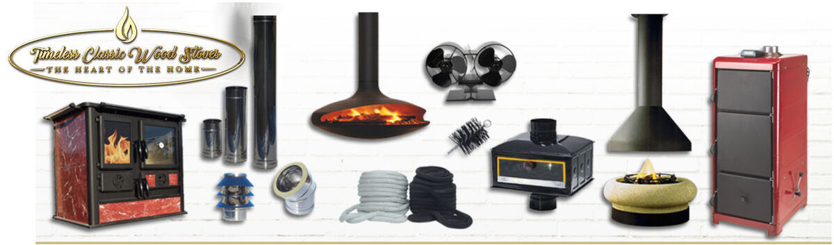 Timeless classic wood stoves