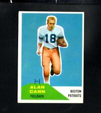 30126* 1960 Fleer # 22  Alan Cann EX