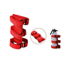 Car Fire Extinguisher Fixed Holder Bracket Belt For Jeep Wrangler Durable KAC