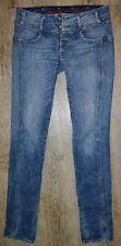 STAFF Jeans Sandra Tolle Damen Jeans Stretch Hose blau 28