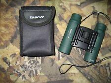 TASCO 10X25 COMPACT HUNTING  BINOCULARS