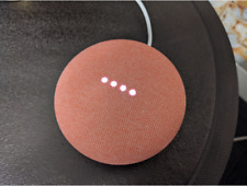 Brand New Google Nest Mini (2nd Gen) Pink Coral Smart Speaker Voice Assistant