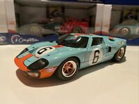 Ford GT40 MKI 1969 Le Mans 1/18 Scale Solido New S1803003