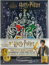 Harry Potter XMAS Christmas Advent Calendar 2020 Calendario dell'Avvento Natale