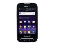 Samsung SCH-R720 ADMIRE Black Smart Phone for MetroPCS
