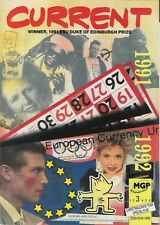 Current Magazine. Issue 3. Christmas/New Year Special, 1991/92. Issn 0142-1050.