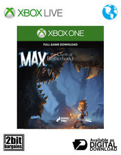 Max: The Curse of the Brotherhood - XBOX One Digital Key / Code