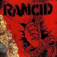 Rancid Let's Go (20th Anniversary Reissue) Vinyl 2 LP NEW sealed
