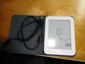 Kobo eReader Wireless 1GB, Wi-Fi, 6in - Silver eBook Reader