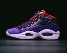 Reebok Question Mid 8 Allen Iverson RAPTORS GHOST OF XMAS The Answer IV 2 shaq