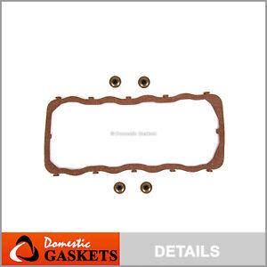 Valve Cover Gasket fit85-95 Suzuki Samurai Sidekick 1.3L Geo Tracker 1.6L TBI 8V