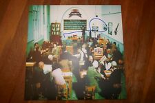 OASIS Noel Gallagher High Flying Birds SIGNED AUTOGRAPHED VINYL THE MASTER PLAN