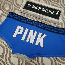 MEDIUM Victoria's Secret PINK Boyshort panty NWT