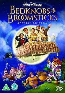 Bedknobs and Broomsticks DVD[Region 2]