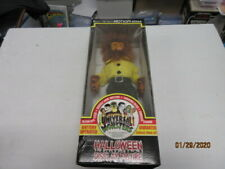1992 HALLOWEEN DISPLAY FIGURE MOTION-ETTES # 32792 WOLFMAN IN THE PACKAGE