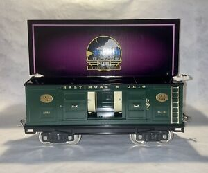 MTH 10-2061 Tinplate Traditions Standard Gauge 200 Box Car Harmony Creamery TCA