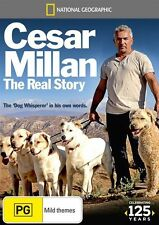 National Geographic: Cesar Millan - The Real Story  - DVD - NEW Region 4