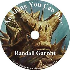 Anything You Can Do, Randall Garrett Alien Sci-Fi Action Audiobook on 5 Audio CD