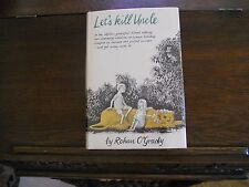LET'S KILL UNCLE by Rohan O'Grady, 1st edition 1963 HCDJ, Scarce