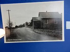 THORNTON STEWARD SCHOOL  old postcard authentic item not copy / reproduction