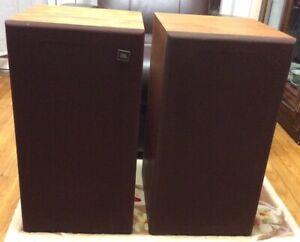 JBL Decade L26 Speaker Pair L&R (LOCATION PICK UP ONLY MD 20852)