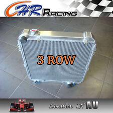 3 ROW Hi-Perf Aluminum Radiator for Toyota Hilux surf KZN130 1KZ-TE 3.0 TD 93-96