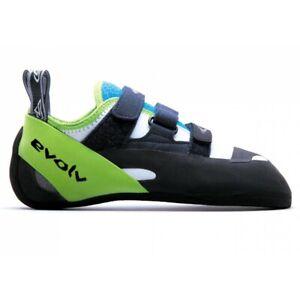 Evolve Supra Climbing Shoes - Size UK 8 / EU 42 - RRP £110