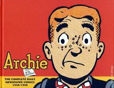Archie The Complete Daily Newspaper Comics HC #1-1ST VF 2010 Stock Image