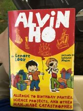 Alvin Ho by Lenore Look First Edition