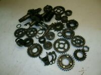 SUZUKI RM 250 VARIOUS ENGINE, GEARBOX SPARES 1989 (MAY FIT OTHER YEARS)