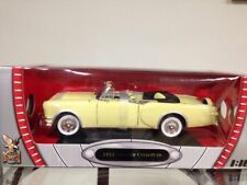 1953 PACKARD CARIBBEAN YELLOW  NEW IN BOX.