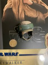 Hot Toys Luke Skywalker ROTJ DELUXE MMS517 Endor Helmet loose 1/6th scale