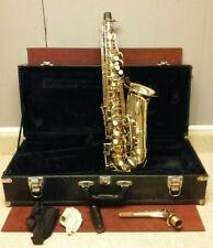 Cannonball Alcazar Alto Saxophone with Original Case