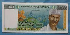 2005 Djibouti 10000 Francs UNC <P-45>