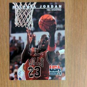 Michael Jordan 1992 SkyBox USA Basketball #44