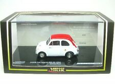FIAT ABARTH 595 (bianco/rosso) 1964