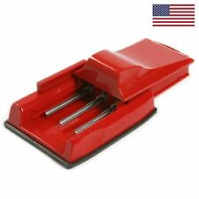 Tobacco Roller Triple Cigarette Injector Maker Rolling Machine Hand Tool DIY US