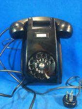Telefono in bachelite Fatme - SIEMENS Roma anni 50