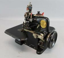 Rare 1926 Antique Industrial 81-5 Overedging Singer Sewing Machine No Reserve