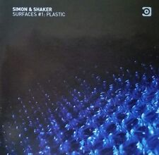 "Simon & Shaker ""Surface #1: PLASTIC"" * arma 168/2xcd/techhouse, proghouse,"
